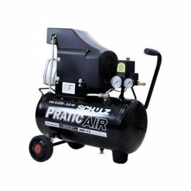 Compressor de Ar CSA 8,2 / 25 Litros Pratic AIR - Schulz