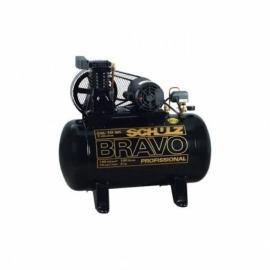 Compressor de Ar CSL 10BR/100L - monofásico - Bravo - Schulz