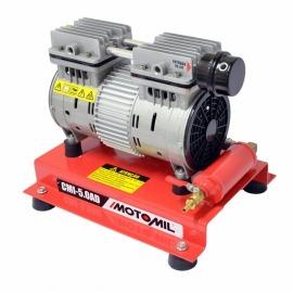 Compressor de Ar Direto - CMI-5,0AD - 220v - Isento de Óleo - Motomil