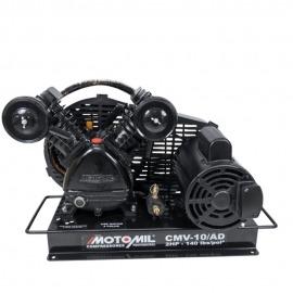 Compressor de Ar Direto - CMV-10,0AD - com Motor Monofásico - Motomil