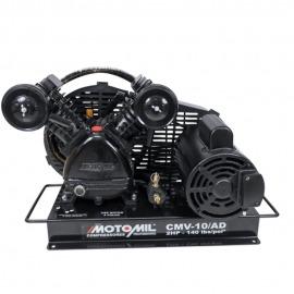Compressor de Ar Direto - CMV-10,0AD - com Motor Trifásico - Motomil