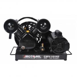 Compressor de Ar Direto - CMV-10,0PL/AD - com Motor Monofásico - Motomil