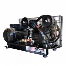 Compressor de Ar Direto - CMV-10,0PL/ADI - com Motor Monofásico - Motomil
