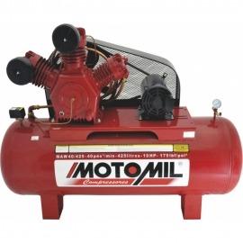 Compressor de Ar - MAW- 60/425 - Com Motor Trifásico - Motomil
