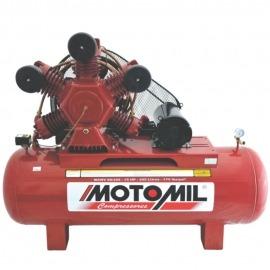 Compressor de Ar - MAWV- 60/350 - Com Motor Trifásico - Motomil