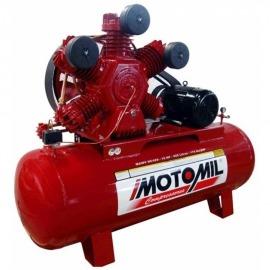 Compressor de Ar - MAWV- 60/425 (Alto Rendimento) - Com Motor Trifásico - Motomil