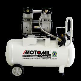 Compressor de Ar Odontológico 8Pcm Cmo-8/50 - 220V Mono - Motomil
