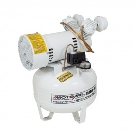 Compressor de Ar Odontológico - CMO - 8,0/30 - Motomil