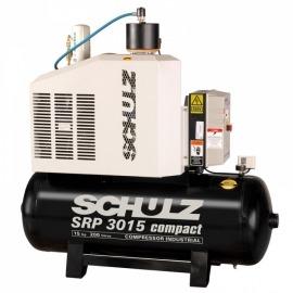 Compressor de Parafuso Rotativo SRP3015 - Compact - Schulz