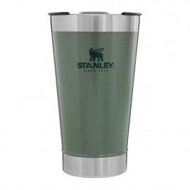 Copo Térmico De Cerveja - Com Tampa - Hammertone Green - Verde - 473ml - Stanley