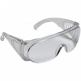 Óculos de Segurança Mod. Pró Vision Incolor - Carbografite