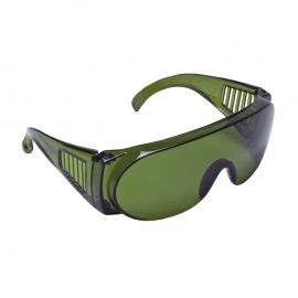 Óculos de Segurança Mod. Pró Vision Verde - Carbografite