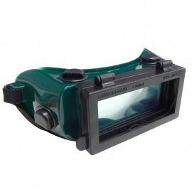 Óculos para solda - CG-500 - com visor articulado - Carbografite