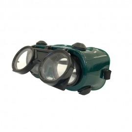 Óculos Para Solda Com Elástico - CG-250 - Visor Articulado - CA8091 - Carbografite