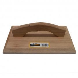 Desempenadeira de madeira 240 x 140 mm
