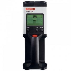 Detector De Materiais E PVC D Tect 100  - Bosch