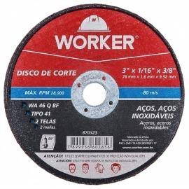 Disco Corte 3