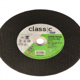 Disco de corte - 12 X 1/8 X 1 - 2 Telas  - Norton