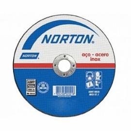 Disco de corte - 7 X 1/16 X 7/8 - BNA12 - Norton