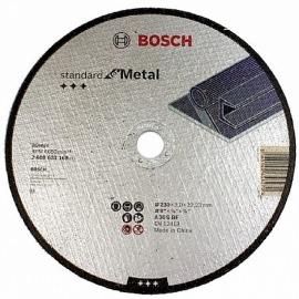 Disco de Corte para Aço Inox de 4.1/2 - Bosch