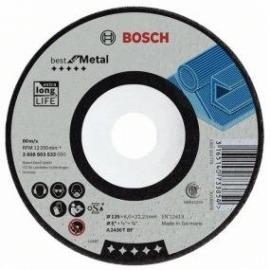 Disco de Desbaste Gr.24 - 4.1/2 - Bosch