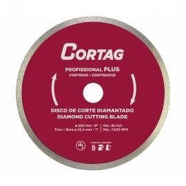 Disco Diamantado de Corte Porcelanato 8 - Cortag