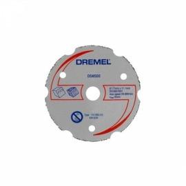 Disco Diamantado Metal Multiuso SAW-MAX DSM500-RW - Dremel