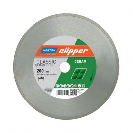 Disco diamantado porcelanato 8 - Norton/Clipper