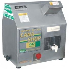 Engenho Para Cana - Shop 60 - Rolete em Ferro - Com Motor - MAQTRON