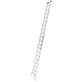 Escada Extensiva 11 Degraus Alumínio - Mor