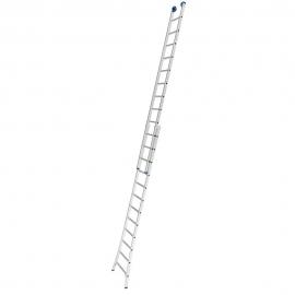 Escada Extensiva 12 Degraus Alumínio - Mor