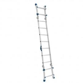 Escada Plataforma 9 Posicões - Mor