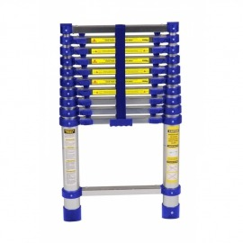 Escada Telescópica 10 degraus Alumínio - Mor