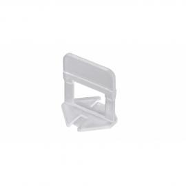 Espaçador / Nivelador de Revestimentos 1,5mm - 50pcs - Cortag