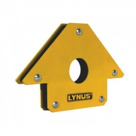 Esquadro Magnetico Para Soldador - EML-35 - Lynus