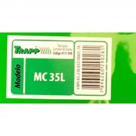 Faca para máquina de cortar grama MC-35L  - Trapp