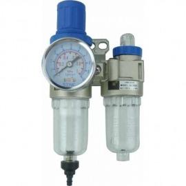Filtro Regulador e Lubrificador de Ar 1/4\' - AEFC2000SP