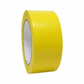 Fita Adesiva Demarcação - 50mm X 30m - Amarela - 3m