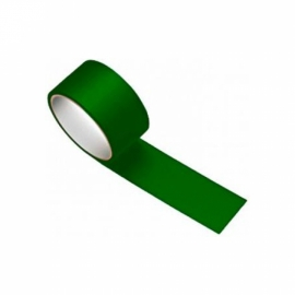 Fita Adesiva Demarcação Verde 50mm x 30 Metros - 3m