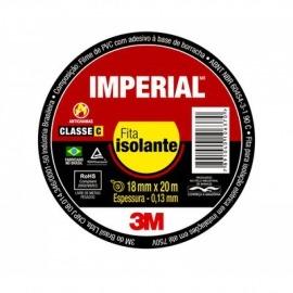 Fita Isolante 18 mm X 20 Metros Imperial - 3m