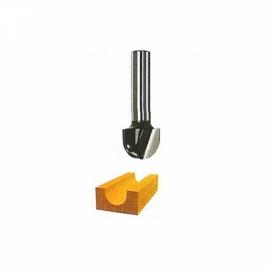 Fresa meia cana 25,4mm  - Bosch