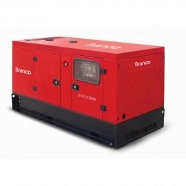 Gerador a Diesel Monofásico BD-26000 ES Com ATS - Branco