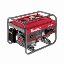 Gerador a Gasolina 3500w 4 Tempos B4T 110/220v - Branco