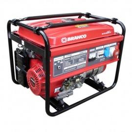 Gerador a Gasolina 5000w - B4T5000L - Branco