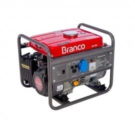 Gerador De Energia À Gasolina B4T 1300 - 110V - Branco