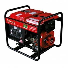 Gerador Diesel BD-2500 4,7CV - Partida Elétrica - Branco