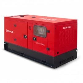 Gerador Diesel BD-26.000 E3 S - 42,0CV 220 / 380V - Com ATS - Branco