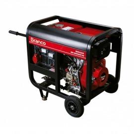 Gerador Diesel BD-6500CF3E 10,0CV - Partida Elétrica - Trifásico - Branco
