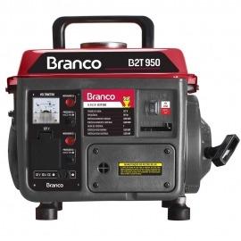 Gerador e Carregador de Bateria 950W à gasolina - B2T-950 - Branco
