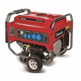 Gerador Gasolina 19,0cv Trifásico Partida Elétrica 127/220V - B4T 12000E3 - Branco